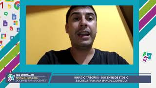 Ignacio Taborda, Escuela Manuel  Dorrego