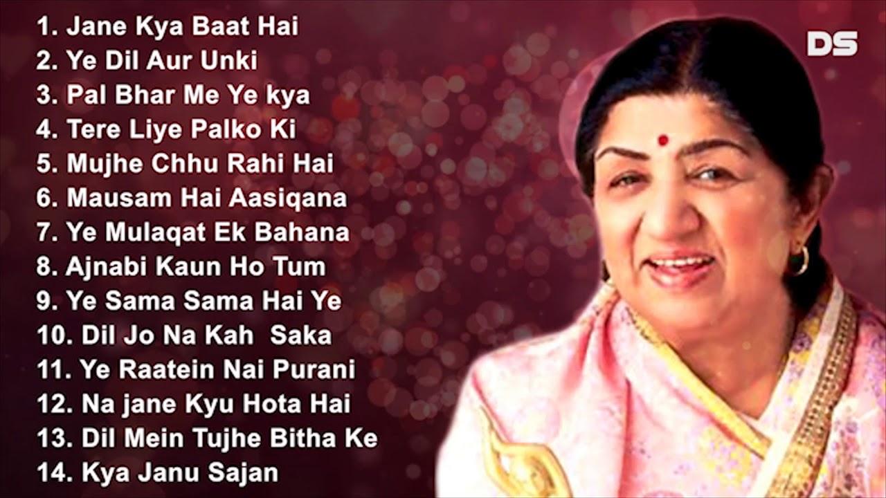 Download hindi file mp3 lata songs mangeshkar free zip Best 50
