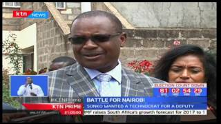 Nairobi Governor Evans Kidero will not be cowed by the Mike Sonko wave in the gubernatorial race