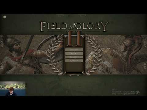 Field of Glory II Preview! Death to the Kingdom of Pontus! thumbnail