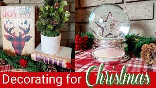 DECORATING MY HOUSE FOR CHRISTMAS | CLEAN & DECORATE WITH ME | CHRISTMAS 2018