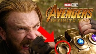 Avengers Infinity War Trailer #2 Breakdown!