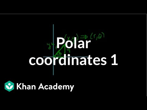 Polar coordinates | Parametric equations and polar