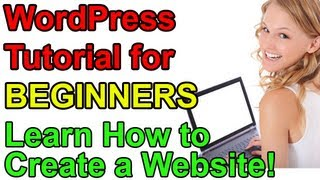 WordPress Tutorial for Beginners - Make a Website!