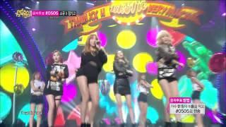 [HOT] Comeback Stage, BESTie - Thank you very much, 베스티 - 땡큐베리머치, Show Music core 20140301