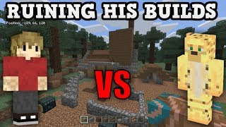 WORST vs BEST BUILDS EVER? W/ Grian