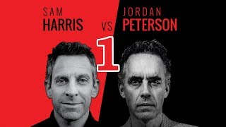 Sam Harris & Jordan Peterson - Vancouver - 1 (CC: Arabic & Spanish)