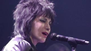 Trans-Siberian Orchestra 12/31/16: 29- Joan Jett: Crimson & Clover / I Love Rock'N'Roll Cleveland