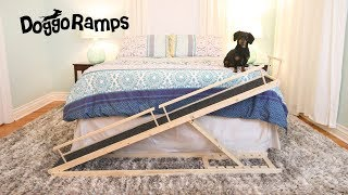 Introducing DoggoRamps - The Small Dog Bed Ramp