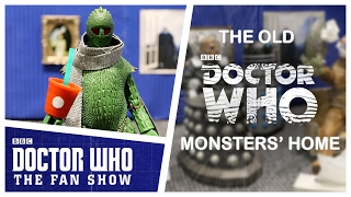 The Ice Warriors Are Back! - Doctor Who: The Fan Show