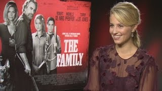 Dianna Agron Says Of Course Shes Still Friends With Lea Michele And Talks Beating Up Boys
