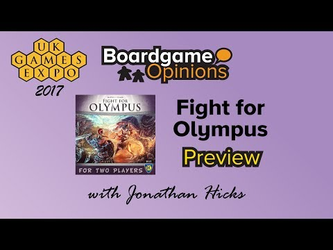BGO Preview: Fight for Olympus