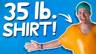 These Clothes are Made Completely out of Candy • This Could Be Awesome #4