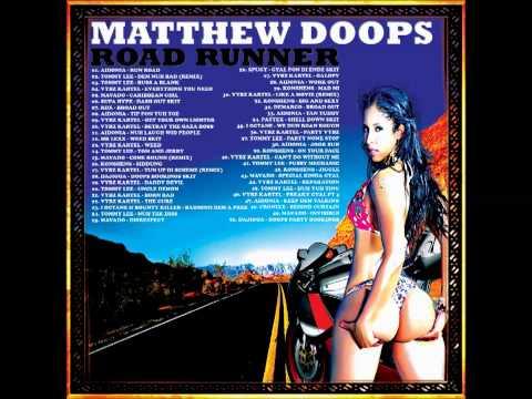 Road Runner – December 2012 – Dancehall Mixtape (Clean) – Matthew Doops