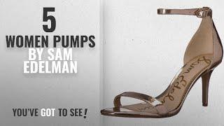 168ea687b1a Top 5 Sam Edelman Women Pumps  2018   Sam Edelman Women s Patti Heeled  Sandal