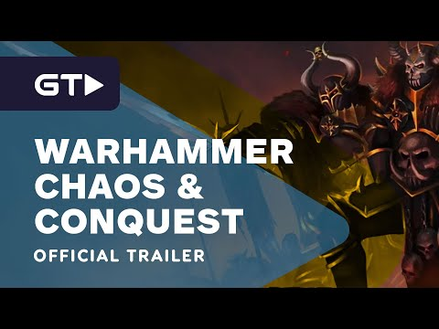 Warhammer: Chaos & Conquest - Lore Trailer