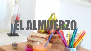7 ALMUERZOS SALUDABLES PARA NIÑOS.