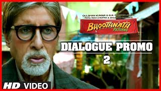 Bhoot Bhi Election Mein Khada Ho Raha Hai - Dialogue Promo 3 - Bhoothnath Returns