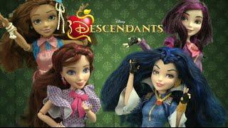 Disney Descendants Fashion Dolls From Hasbro