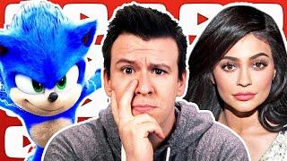 WOW! BULLYING WORKS?! New Sonic, Kylie Jenner Fake News, DACA, HORRIFIC Australia Fires, & More