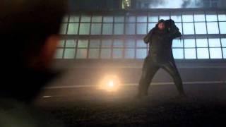 """Сериал """"Стрела"""", Arrow 1x23 Final Fight - Malcolm Merlyn Death [HD] full scene"""