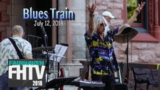 Music in the Center - Blues Train