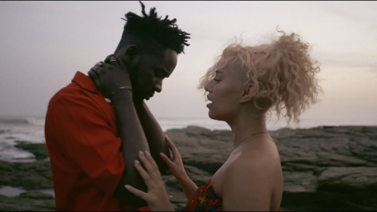 Major Lazer ft. Mr. Eazi & Raye — Tied Up