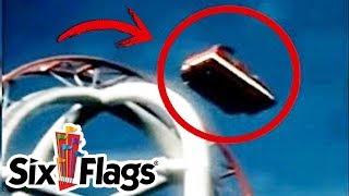 ►Los SECRETOS De SIX FLAGS