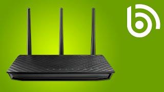 ASUS RT-N66U N900 WiFi N Router Unboxing