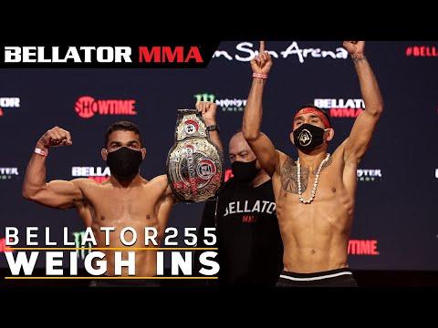 Weigh Ins | Bellator 255: Pitbull vs. Sanchez 2