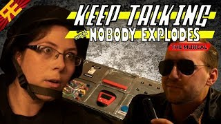 KEEP TALKING AND NOBODY EXPLODES: The Musical [by Random Encounters]