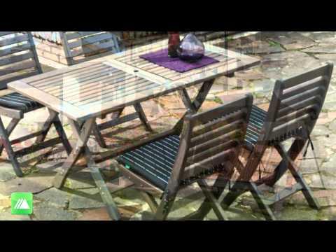Mobili da giardino - La collezione in 60 secondi