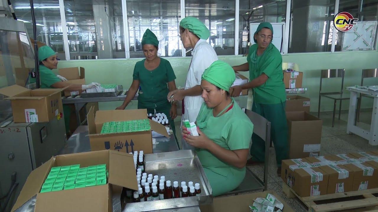 Medilip en Granma incorporó nuevos productos en 2019 y busca exportar más en 2020