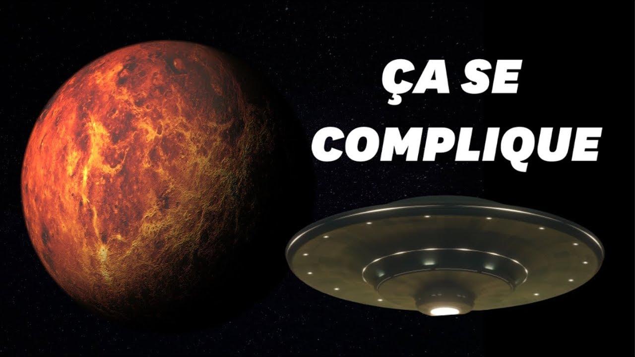 La recherche de vie extraterrestre bien plus compliquée que prévue