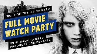Watch Night of the Living Dead W/ The Walking Dead EP Greg Nicotero