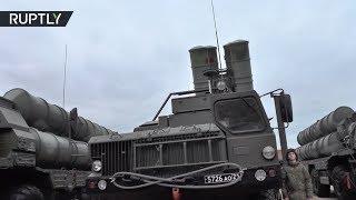 Второй дивизион С-400 заступил на боевое дежурство в Севастополе