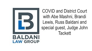 Covid and Lexington District Court with Abe Mashni