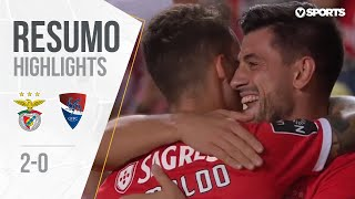 Highlights Benfica 2-0 Gil Vicente (Portuguese League 19/20 #5)