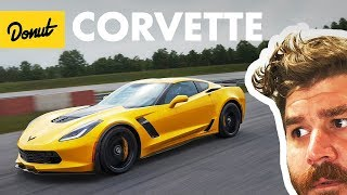 Chevrolet Corvette - Everything You Need To Know | Up To Speed