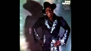 Don Covay – Travelin' In Heavy Traffic 1976 (Full Album Vinyl)