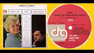 Doris Day with Andre Previn Trio - My One and Only Love 'Vinyl'
