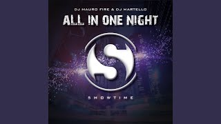 ALL In One Night (Radio Edit)