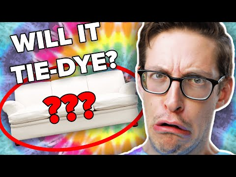 The Try Guys EXTREME Tie-Dye Challenge