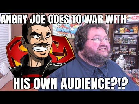 Angry Joe Vs His Own Audience - The Angry Army