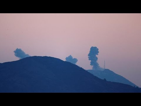 Syria: Turkey steps up offensive against Kurdish forces