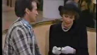Carol Burnett and Robin Williams -The Funeral