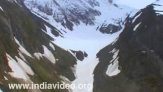 Landscape from Srinagar to Kargil