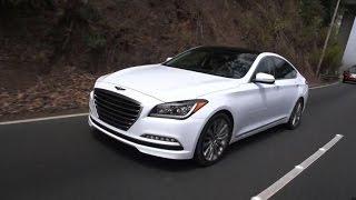 On the road: 2015 Hyundai Genesis 5.0