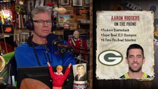 Aaron Rodgers on The Dan Patrick Show (Full Interview) 1/10/17