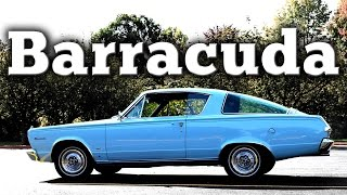 Regular Car Reviews: 1966 Plymouth Barracuda